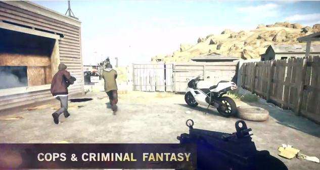 Official Battlefield Hardline (PC)