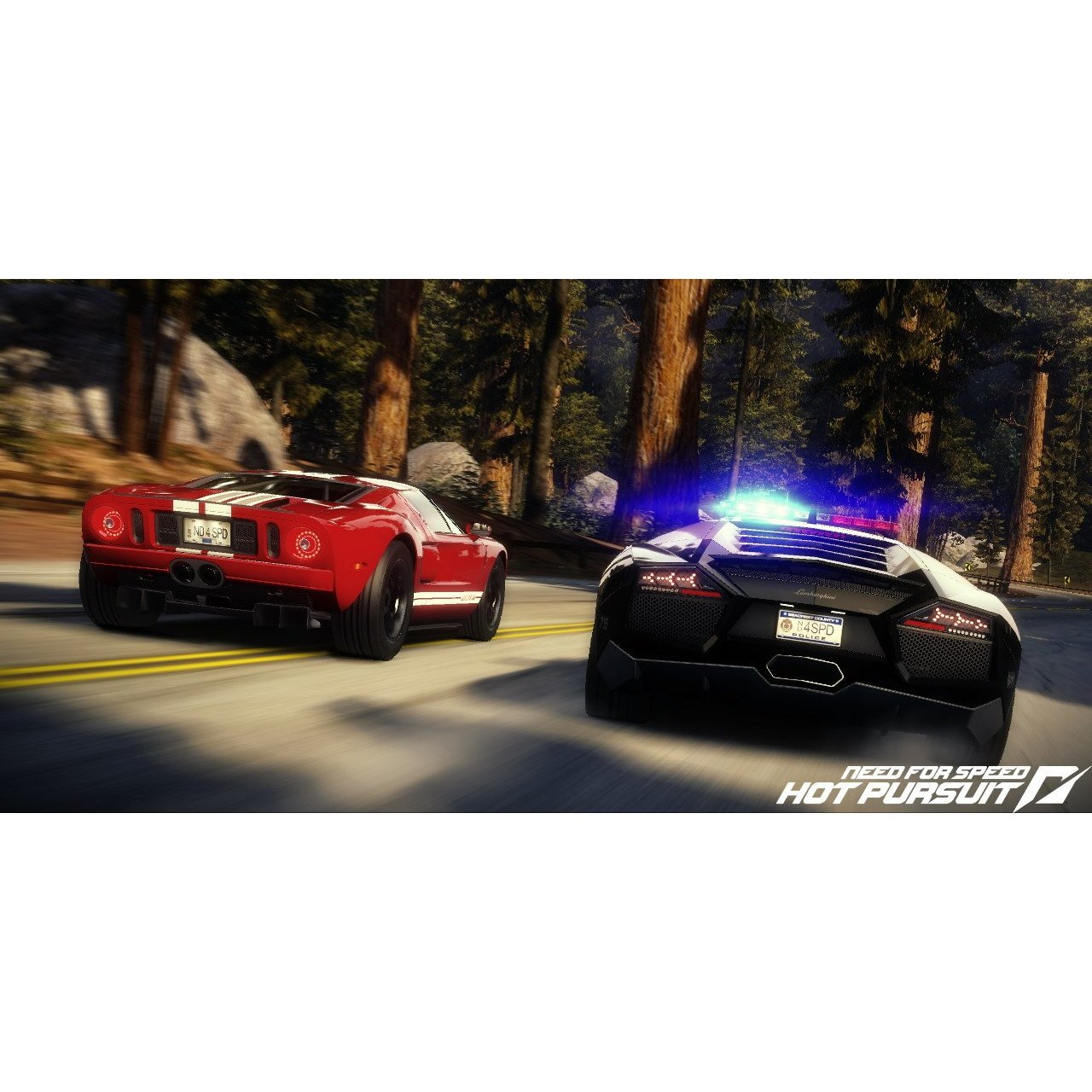 Official Need for Speed: Hot Pursuit (PC)