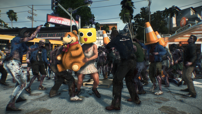 Official Dead Rising 3 (PC)