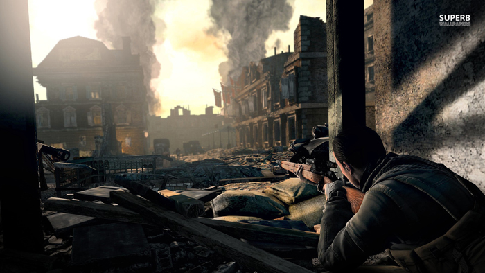 Official Sniper Elite 3 - Limited D1 Edition (include Hunt the Grey Wolf) (PC)
