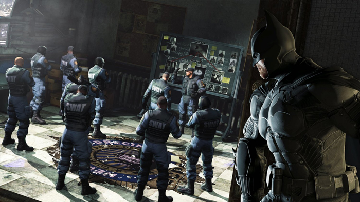 Batman Arkham Origins Complete Edition (PC)