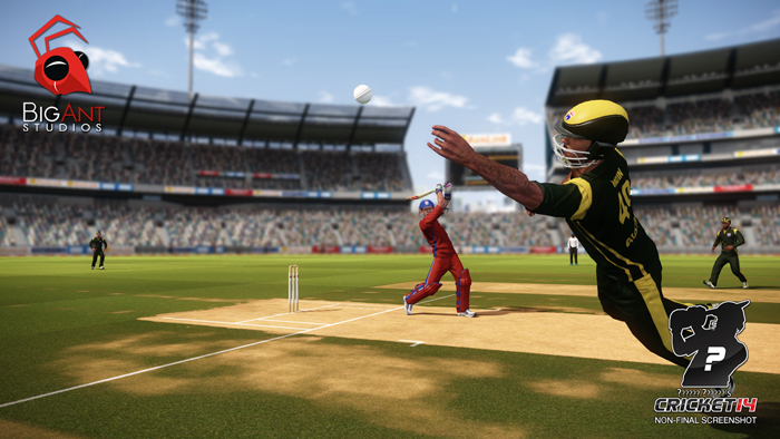 Official Don Bradman Cricket 14 (PC)