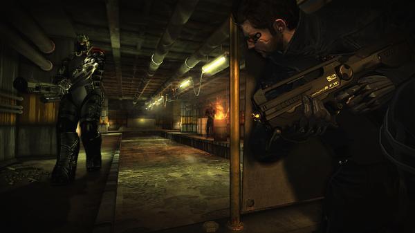 Official Deus Ex: Human Revolution Uncut (PC)