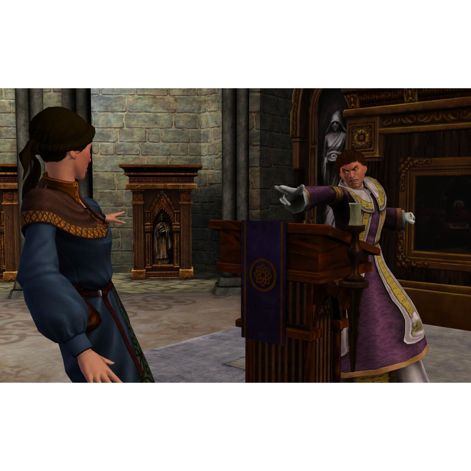 Official The Sims Medieval (PC/Mac)