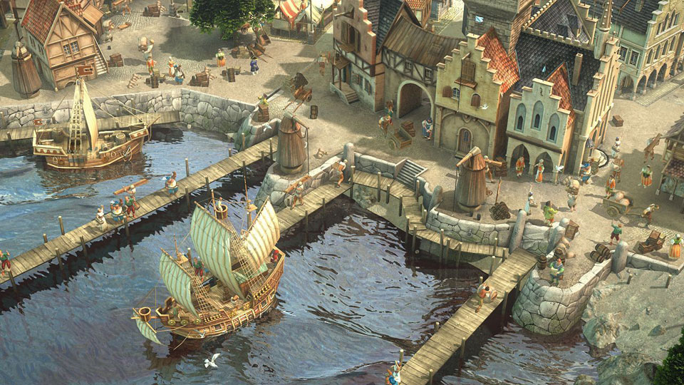 Official ANNO 1404 - Gold Edition (PC)