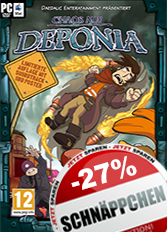 Official Chaos on Deponia (PC)