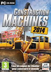 Official Construction Machines 2014 (PC)