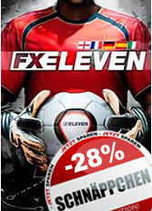 Official FX Eleven - The Football Manager for Every Fan (PC)