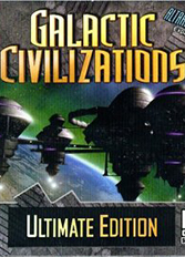 Official Galactic Civilizations I: Ultimate Edition (PC)