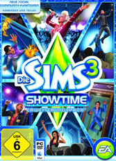 The Sims 3: Showtime (Add-on) (PC/Mac)