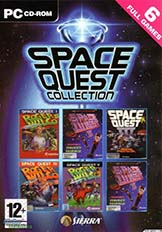 Official Space Quest Collection (PC)