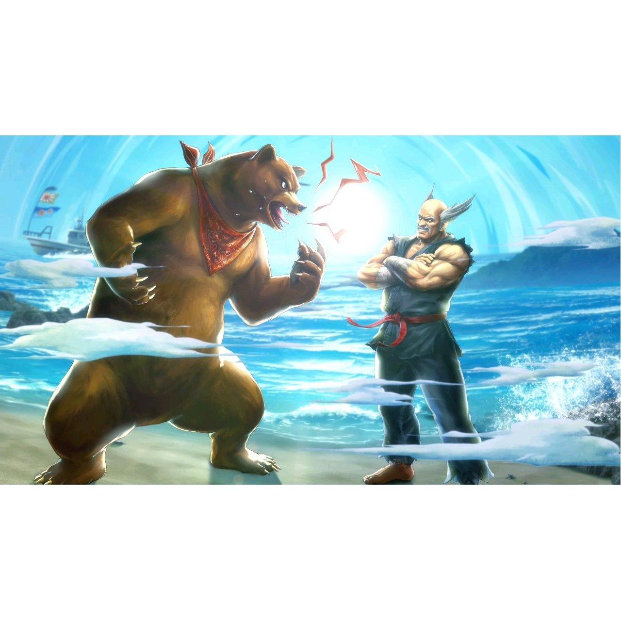 Street Fighter X Tekken (PC) фото