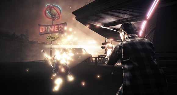 Official Alan Wake's American Nightmare (PC)