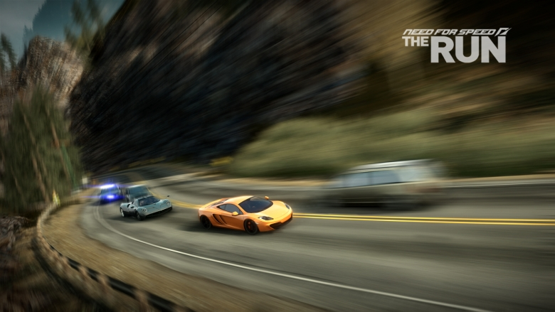 Official Need for Speed: The Run (PC)