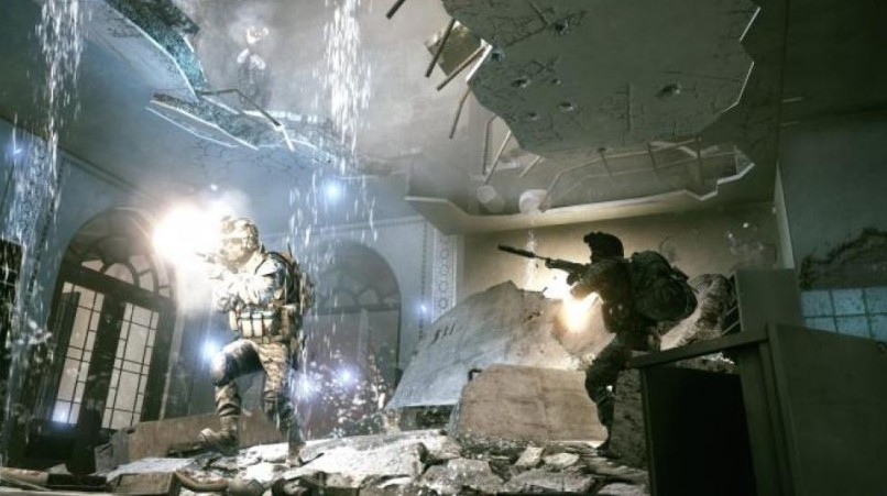 Official Battlefield 3: Aftermath (Add-On)