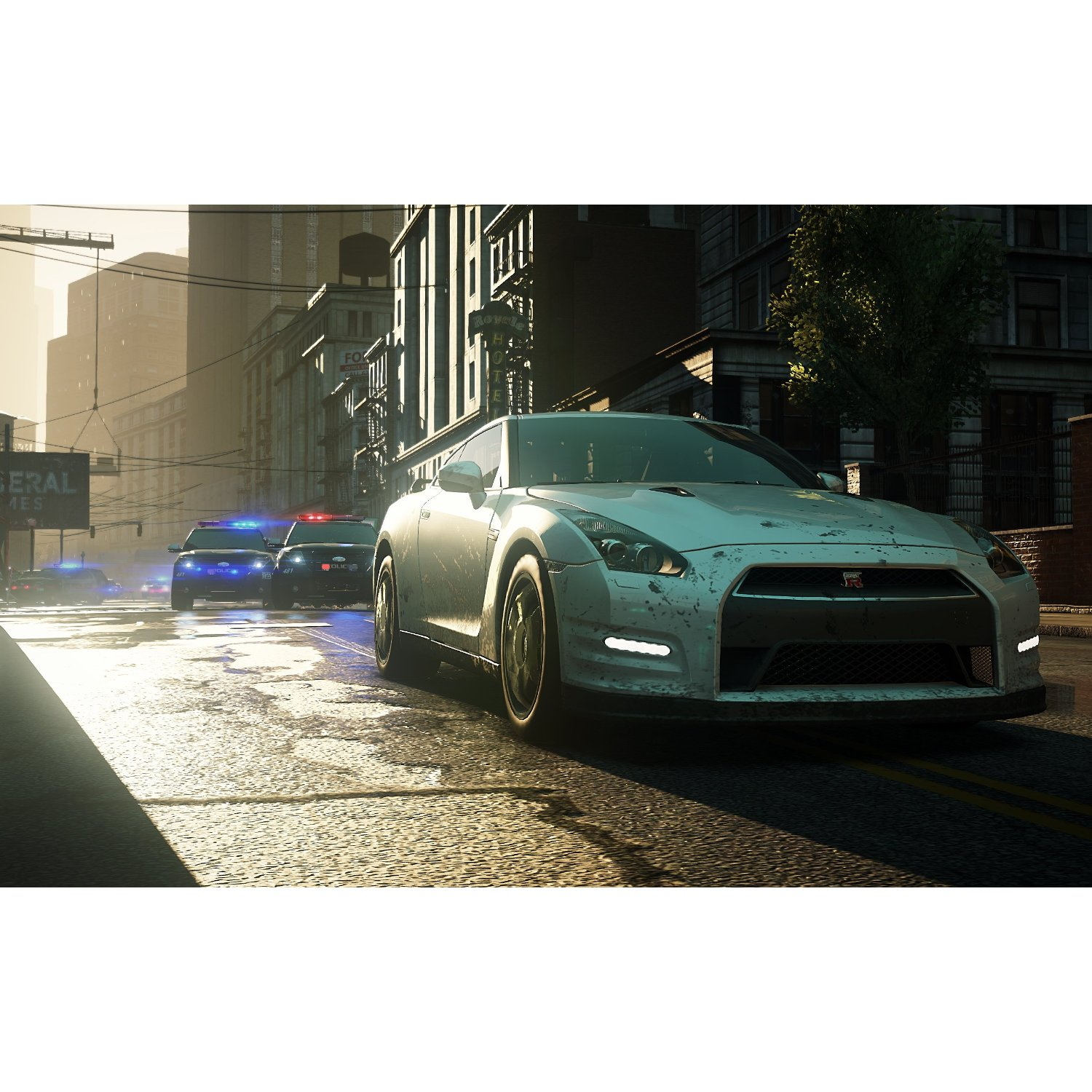 Official Need for Speed Most Wanted (PC)