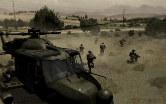 Official ARMA X: Anniversary Edition (PC)