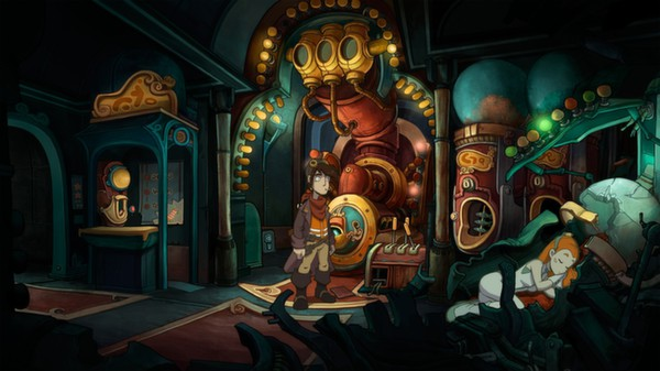 Official Deponia (PC)