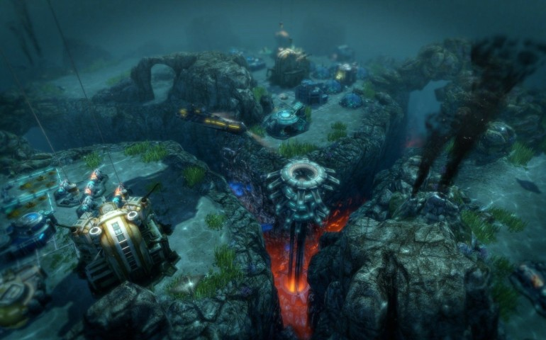 Official ANNO 2070 - Deep Ocean (Add-On) (PC)