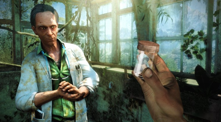 Official Far Cry 3 - Deluxe Edition (PC)