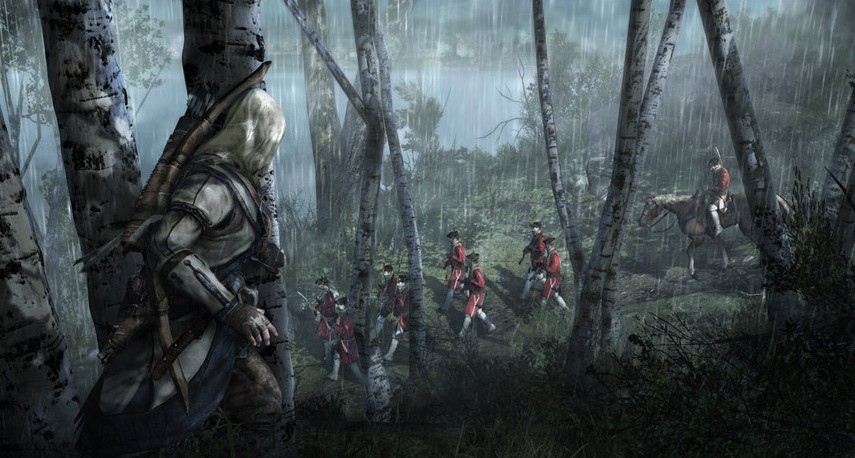 Official Assassin's Creed 3 Season Pass