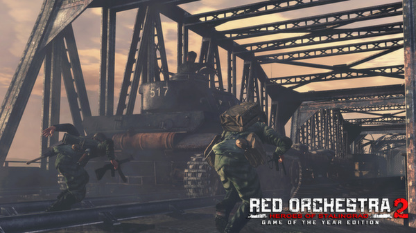 Official Red Orchestra 2: Heroes of Stalingrad - GOTY (PC)