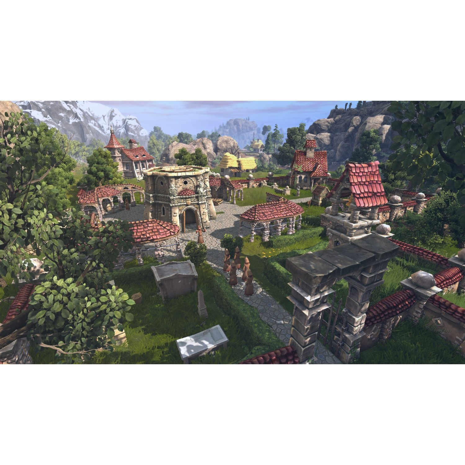 Official The Settlers 7 Gold Edition (PC)