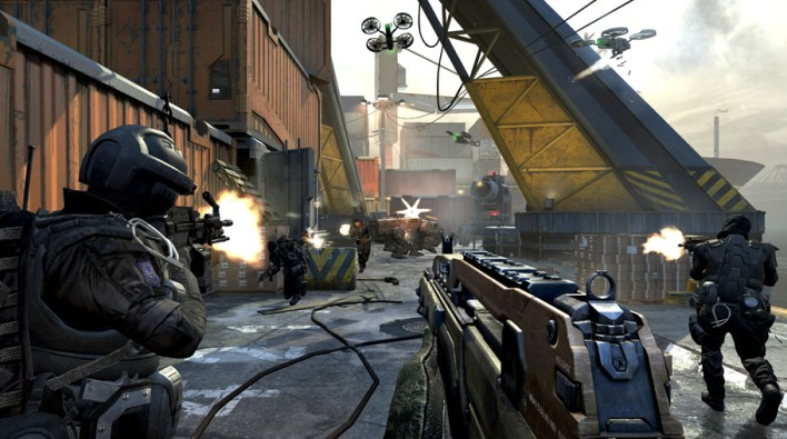 Official Call of Duty: Black Ops 2 - Revolution DLC