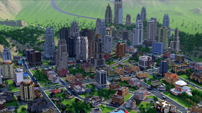 Official SimCity (PC)