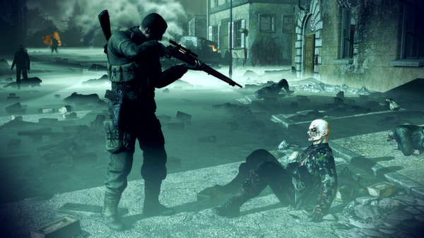 Official Sniper Elite: Nazi Zombie Army (PC)