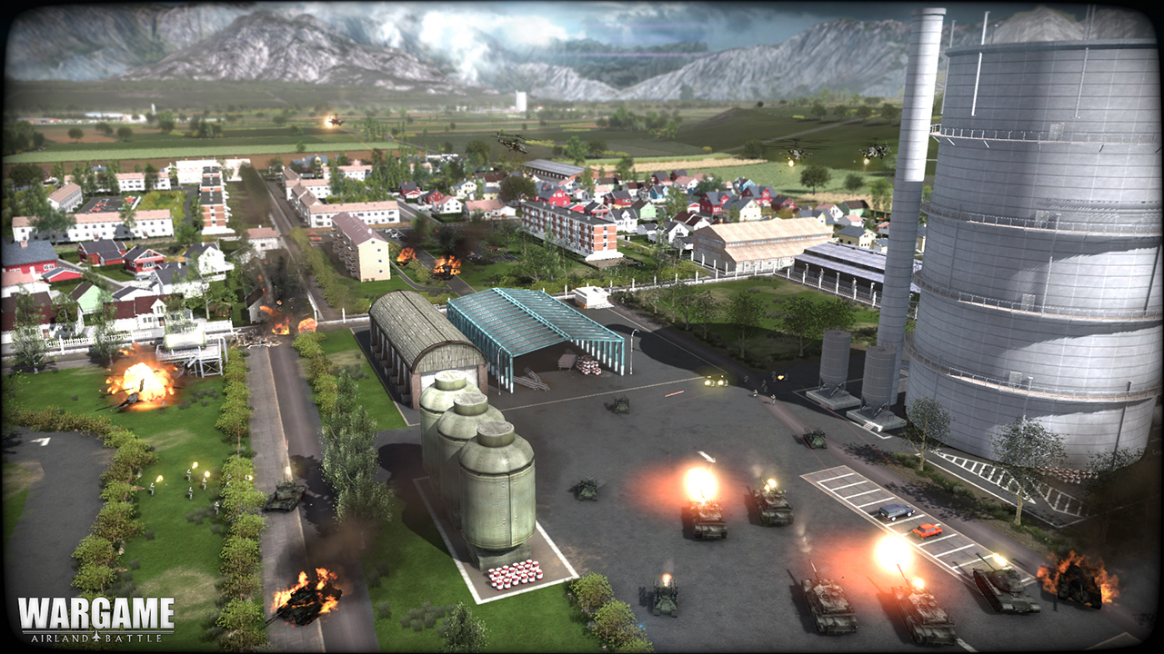Official Wargame: AirLand Battle (PC)