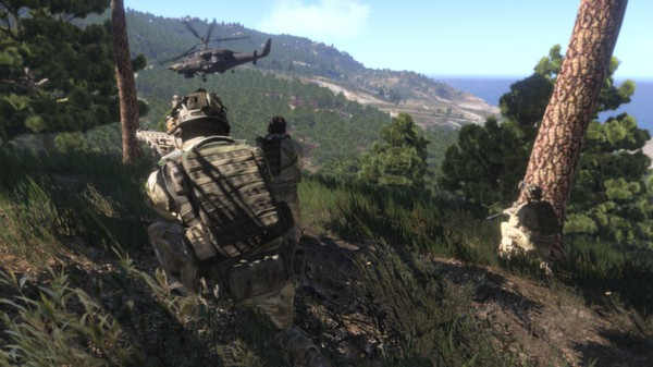 Official ARMA 3 / ArmA III (PC)