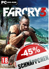 Official Far Cry 3 - Deluxe Bundle DLC (PC)