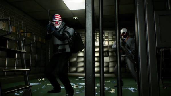 Official PAYDAY 2 + 9 DLC (PC)