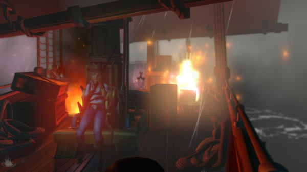 Official Jack Keane 2 - The Fire Within (PC)