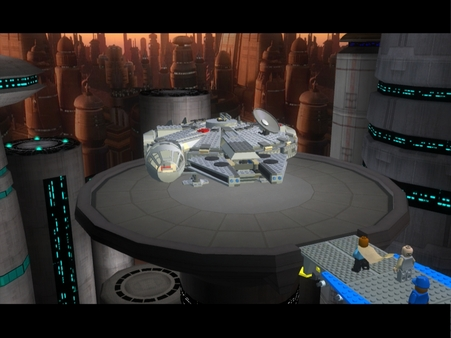 Official LEGO Star Wars: The Complete Saga (PC)