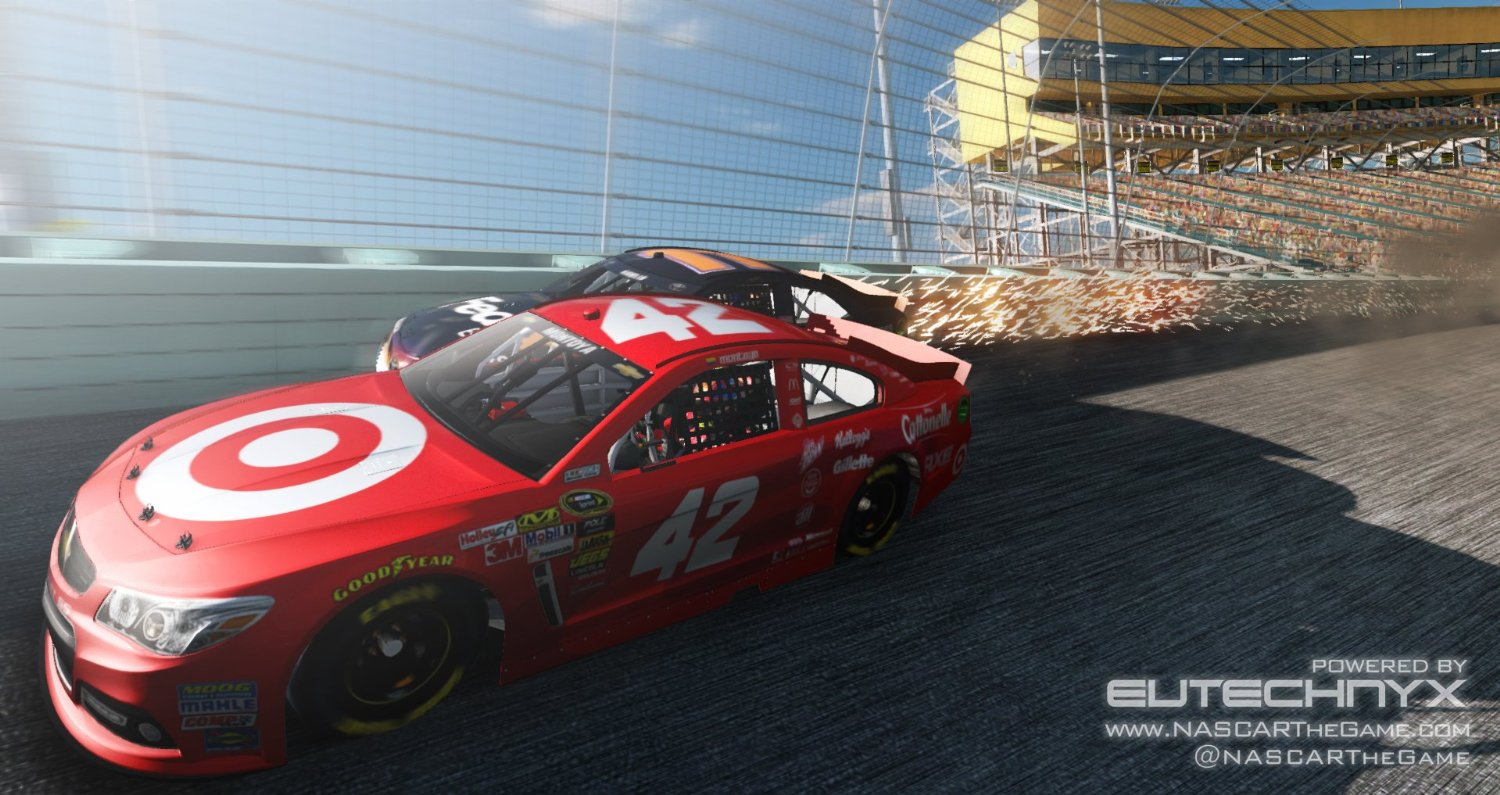 Official NASCAR The Game: 2013 (PC)
