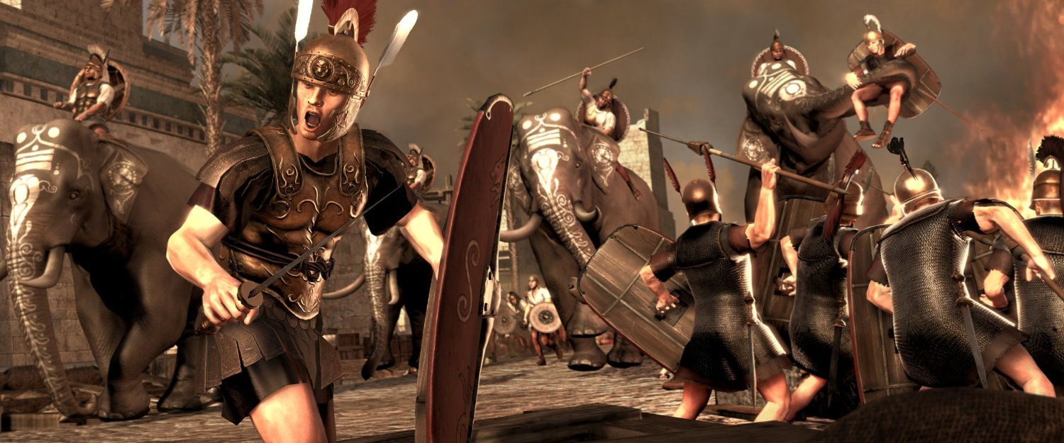 Official Total War: Rome II (PC)