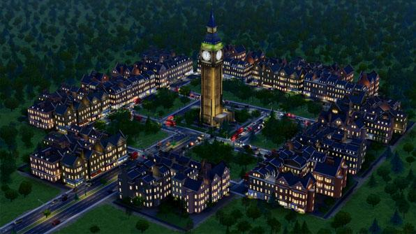 Official SimCity - British City Set DLC (PC/Mac)