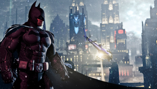 Official Batman: Arkham Origins (PC/RU)