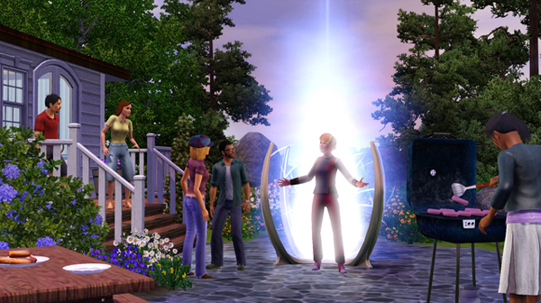 The Sims 3 - Into the Future (Addon) (PC/Mac)