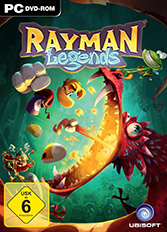 Official Rayman Legends (PC)