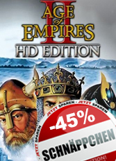Official Age of Empires II HD + The Forgotten Expansion (PC)