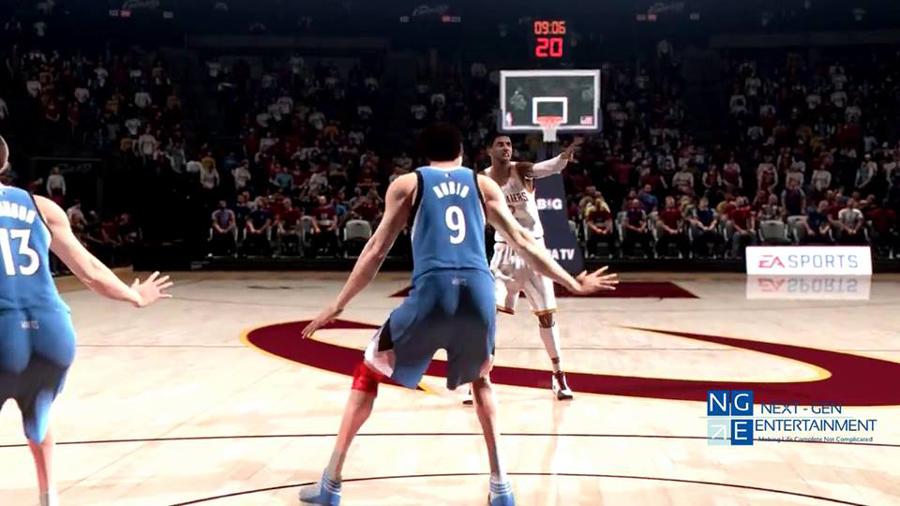 Official NBA 2K14 (PC)