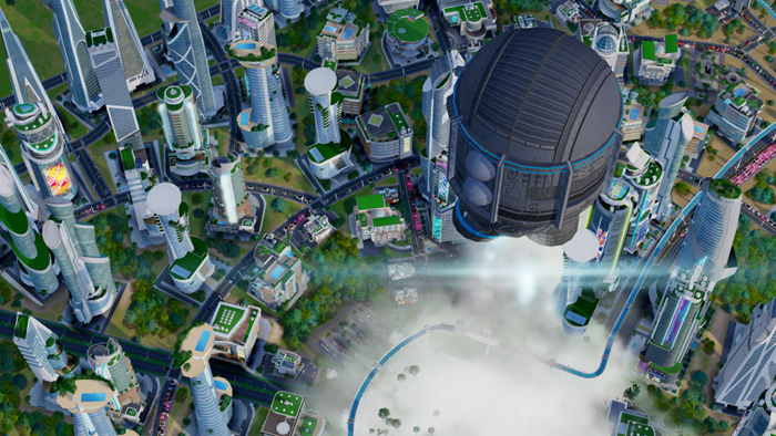 Official SimCity: Cities of Tomorrow (Add-On) (PC)