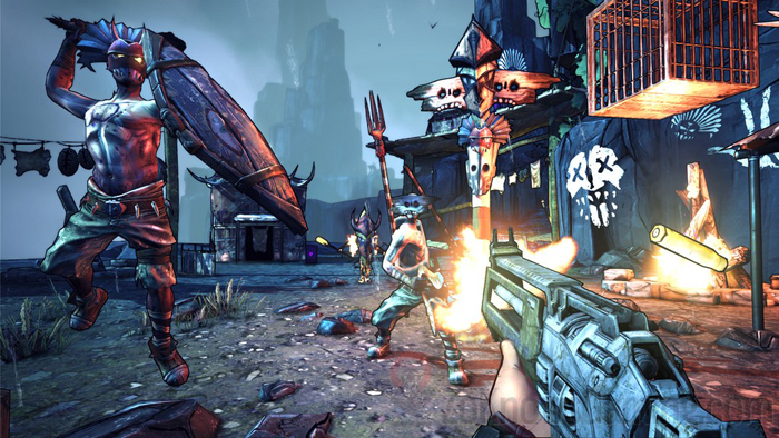 Official Borderlands 2 Game of the Year Edition (PC/Mac/EU)
