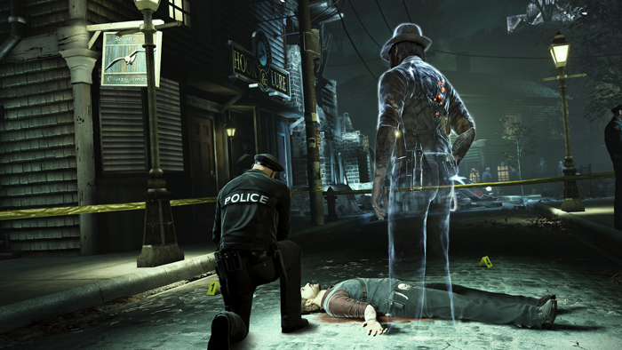 Official Murdered Soul Suspect (PC)