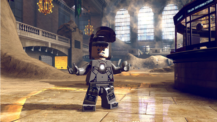 Official LEGO Marvel Super Heroes (PC)