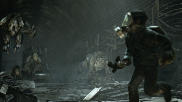 Official Metro: Last Light + Ranger Mode (PC)
