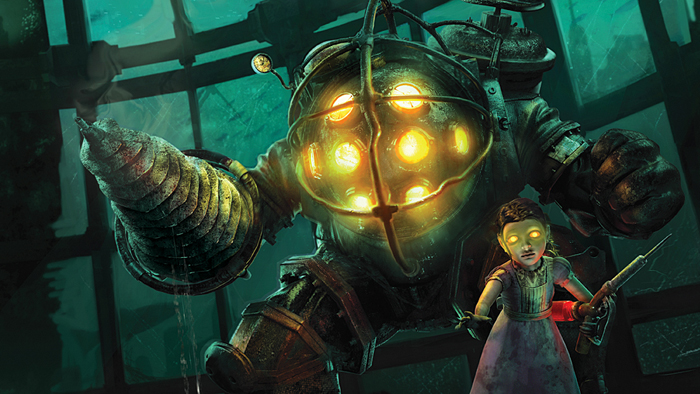 Official Bioshock Trilogy